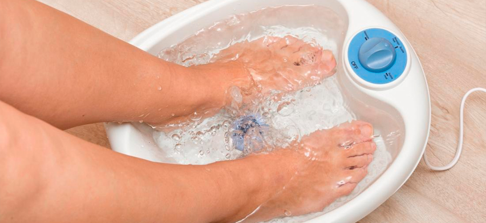 Ванночки от грибка для ног лечение в домашних условиях — Evehealth
